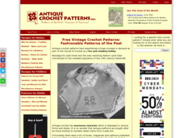 antiquecrochetpatterns.com