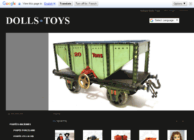 antiquedollstoys.com