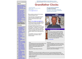 antiquegrandfatherclocks.com