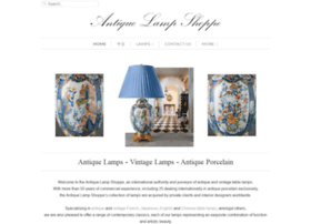 antiquelampshop.com