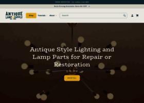 antiquelampsupply.com