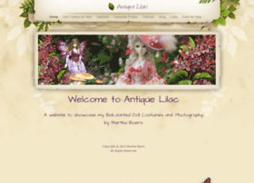 antiquelilac.com