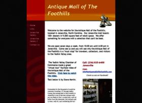 antiquemallofthefoothills.com