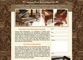 antiquepianorestoration.com