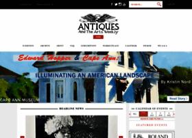 antiquesandthearts.com