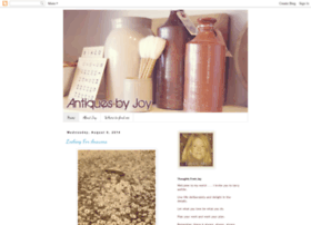 antiquesbyjoy.blogspot.com