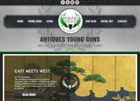 antiquesyoungguns.co.uk