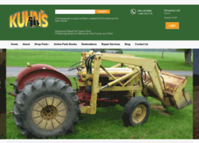 antiquetractorsrus.com