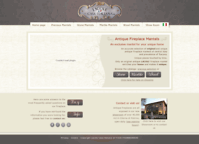 antiquetuscanfireplacemantels.com