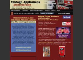 antiquevintageappliances.com