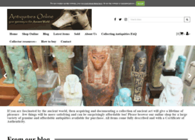 antiquitiesonline.co.uk