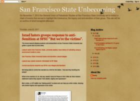 antisemitismatsfsu.blogspot.com