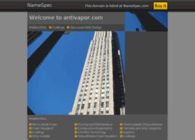 antivapor.com