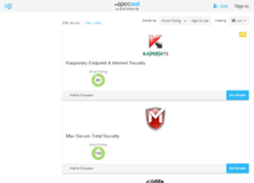 antivirus-software.findthebest.com