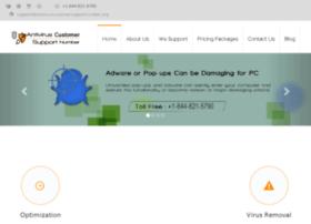antiviruscustomersupportnumber.org