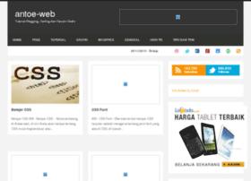 antoe-web.blogspot.com