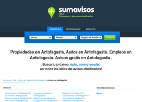 antofagasta-region-de-antofagasta.sumavisos.cl