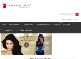 antoniasecrets.com