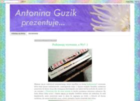 antonina-guzik.blogspot.com