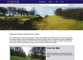 antoninewall.co.uk