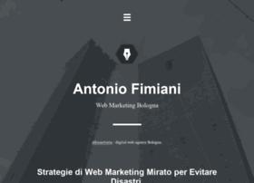 antoniofimiani.com