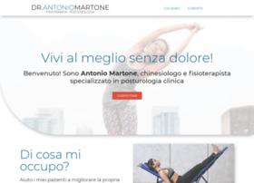 antoniomartone.com