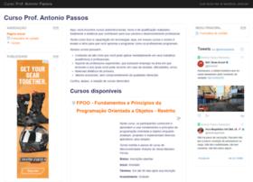 antoniopassos.com.br