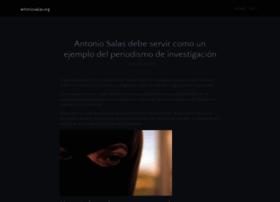 antoniosalas.org