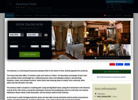 antonius-tartu.hotel-rez.com