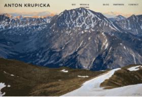 antonkrupicka.com
