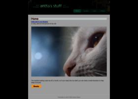 antonsavov.net