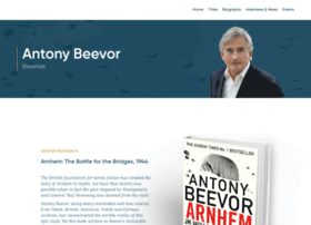 antonybeevor.com