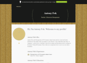 antonyfok.brandyourself.com
