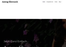 antrag-elternzeit.de