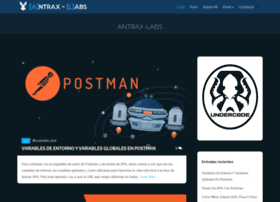 antrax-labs.org