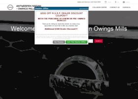 antwerpennissanowingsmills.com