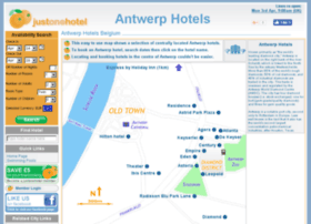 antwerphotels.co.uk