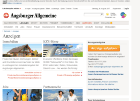 antz.augsburger-allgemeine.de