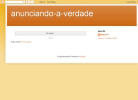 anunciando-a-verdade.blogspot.com.br