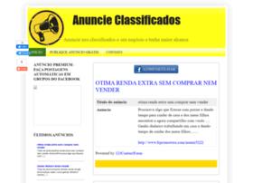 anuncieclassificados.blogspot.com.br