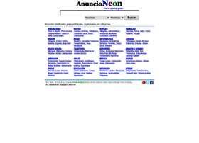 anuncioneon.com