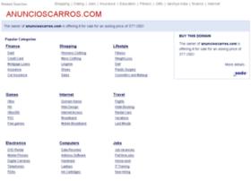 anuncioscarros.com