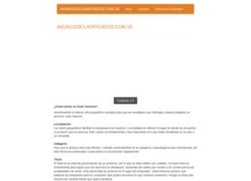 anunciosclasificados.com.ve