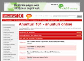 anunturi101.ro