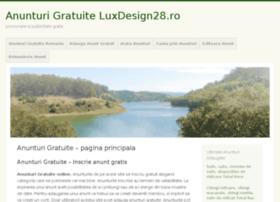 anunturigratuite.luxdesign28.ro