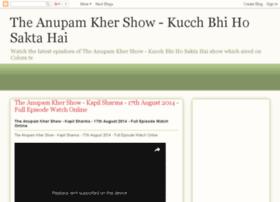 anupamkhershow.blogspot.in