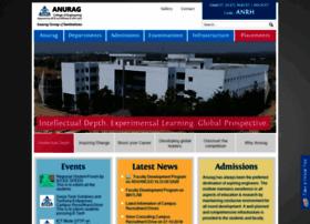 anuraghyd.ac.in