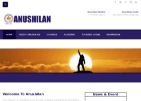 anushilansociety.org