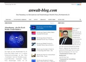anwalt-blog.com