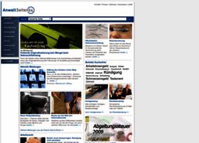 anwaltseiten24.de